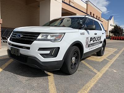 Police Car Img 9973